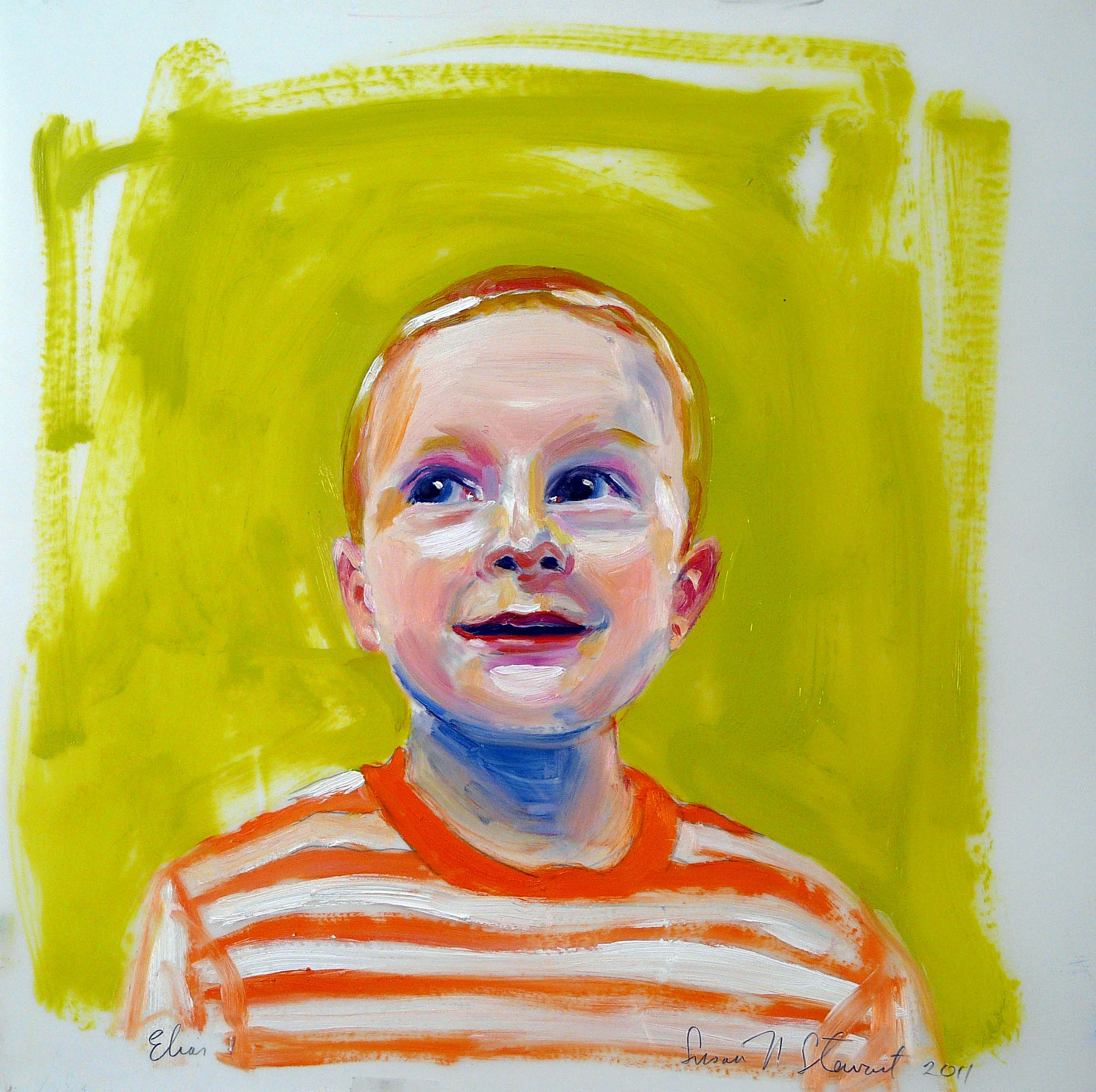 Elias (SOLD: Collection of Ulrike Letz)